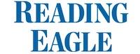 reading eagle logo - Home